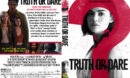 Truth or Dare (2018) R1 Custom DVD Cover