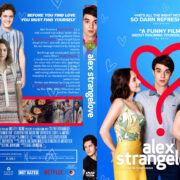Alex Strangelove (2018) R1 Custom DVD Cover