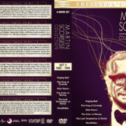 Martin Scorsese Collection – Set 2 (1980-1990) R1 Custom DVD Covers