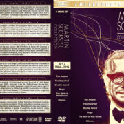 Martin Scorsese Collection – Set 4 (2004-2016) R1 Custom DVD Covers