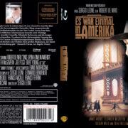 Es war einmal in Amerika (Langfassung) (1983) R2 German Blu-Ray Covers & Label