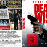 Death Wish (2012) R2 German Custom Blu-Ray Covers & Label