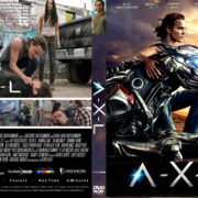 A.X.L. (2018) R1 CUSTOM DVD Cover & Label