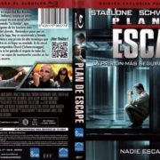 Plan De Escape (2013) Spanish Blu-Ray Cover