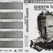 Quentin Tarantino Collection – Volume 1 (1992-2004) R1 Custom Blu-Ray Cover