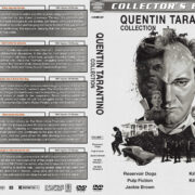 Quentin Tarantino Collection – Volume 1 (1992-2004) R1 Custom DVD Cover