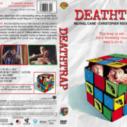 Deathtrap (1982) R1 Custom DVD Cover & Label