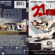 21 Jump Street (2012) R1 SLIM DVD Cover