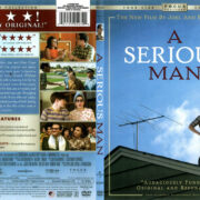 A Serious Man (2010) R1 SLIM DVD Cover