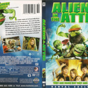 Aliens In the Attic (2009) R1 SLIM DVD Cover