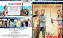 All About Steve (2009) R1 SLIM DVD Cover