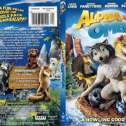 Alpha and Omega (2010) R1 SLIM DVD Cover