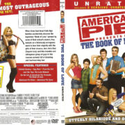 American Pie Presents: The Book of Love (2009) R1 SLIM DVD Cover