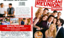 American Reunion (2012) R1 SLIM DVD Cover