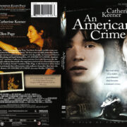 An American Crime (2008) R1 SLIM DVD Cover