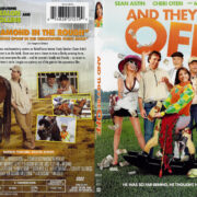 And They're Off . . . (2012) R1 SLIM DVD Cover