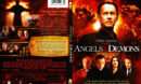 Angels and Demons (2009) R1 SLIM DVD Cover