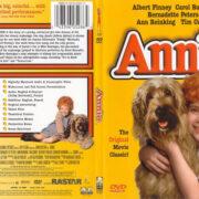 Annie (1982) R1 SLIM DVD Cover