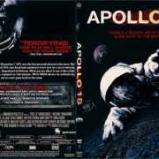 Apollo 18 (2011) R1 SLIM DVD Cover