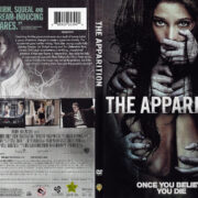 The Apparition (2011) R1 SLIM DVD Cover