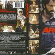 Argo (2012) R1 SLIM DVD Cover