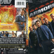 Armored (2010) R1 SLIM DVD Cover