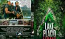 Lake Placid: Legacy (2018) R1 CUSTOM DVD Cover & Label