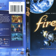 Firefly: The Complete Series (2002) R1 Blu-Ray Cover & Labels