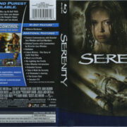 Serenity (2008) R1 Blu-Ray Cover & Label