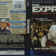 The Express (2009) R1 Blu-Ray Cover & Label