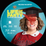 Life Of The Party (2018) R1 Custom Blu-Ray Label