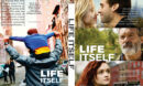 Life Itself (2018) R0 Custom DVD Cover
