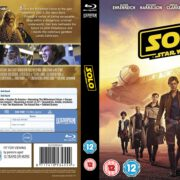 Solo : A Star Wars Story (2018) R2 4K UHD Blu-Ray Cover
