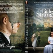 The Little Stranger (2018) R0 Custom DVD Cover