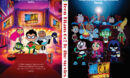 Teen Titans Go! To the Movies (2018) R0 Custom DVD Cover & Label