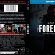 The Foreigner (2017) R1 Blu-Ray Cover