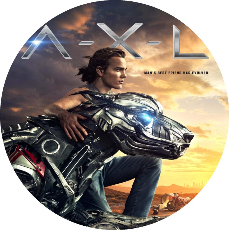 Axl Movie 2018 a.x.l. (2018) r0 custom clean label - dvdcover