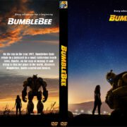 Bumblebee (2018) R0 Custom DVD Cover