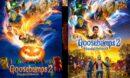 Goosebumps 2: Haunted Halloween (2018) R0 Custom DVD Cover & Label