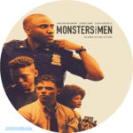 Monsters and Men (2018) R0 Custom Clean Label