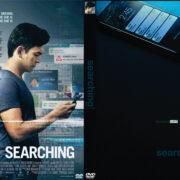 Searching (2018) R0 Custom DVD Cover & Label