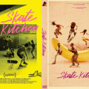 Skate Kitchen (2018) R0 Custom DVD Cover & Label