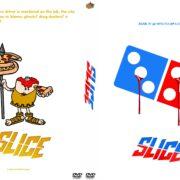 Slice (2018) R0 Custom DVD Cover & Label