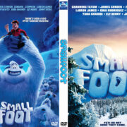 Smallfoot (2018) R0 Custom DVD Cover & Label