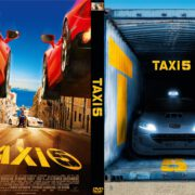 Taxi 5 (2018) R0 Custom DVD Cover & Label