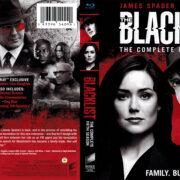 The Blacklist: Season 5 (2018) R1 Blu-Ray Cover