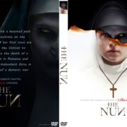 The Nun (2018) R0 Custom DVD Cover & Label