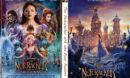 The Nutcracker and the Four Realms (2018) R0 Custom DVD Cover
