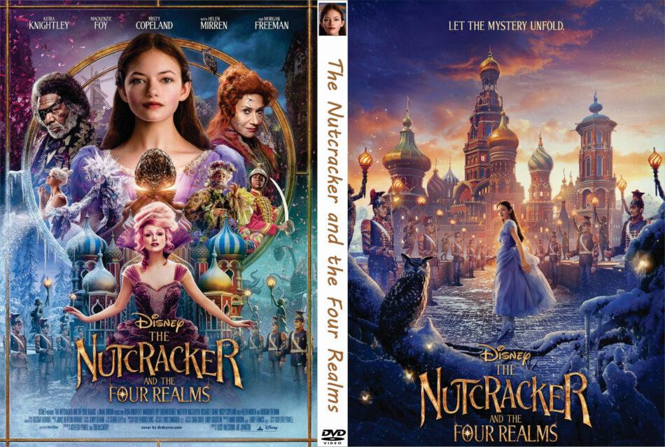 The Nutcracker And The Four Realms 2018 R0 Custom Dvd Cover Dvdcover Com