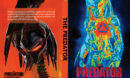 The Predator (2018) R0 Custom DVD Cover & Label